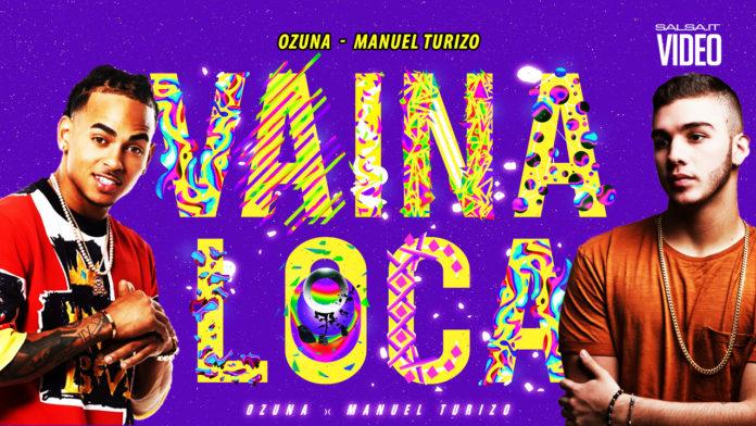 Ozuna x Manuel Turizo - Vaina Loca (2018 reggaeton official video)