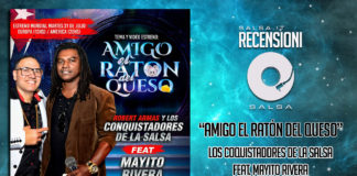 Los Conquistatores de la salsa Ft Mayito Rivera - Amigo El Raton Del Queso