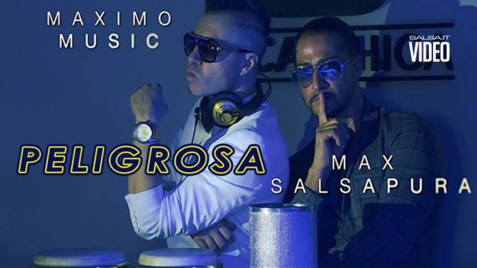 Maximo Music & Max Salsapura - Peligrosa (2018 Bachata video Oficial)