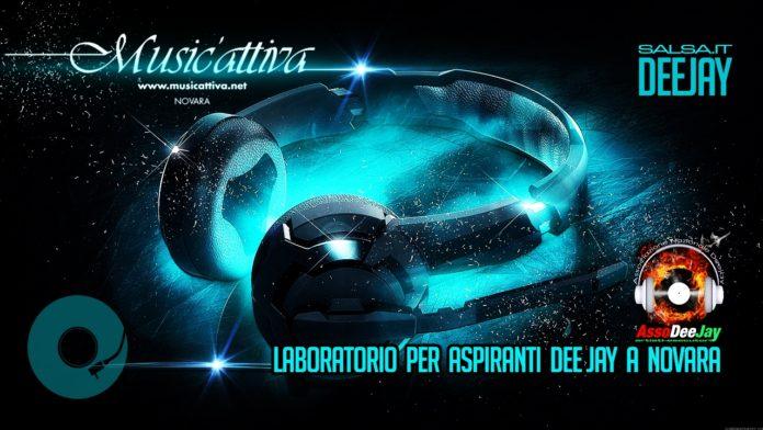 Musicattiva - Laboratorio per Aspiranti Dee Jay a Novara