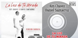 Rey Chavez - Daniel Santacruz - La Luz De Tu Mirada (Version Bachata)