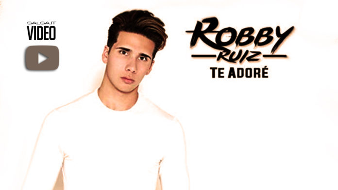 Robby Ruiz - Te Adore (2018 bachata official video)