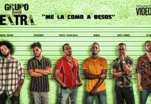Grupo Extra - Me La Como a Beso (2018 Bachata official video)