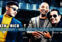 Marc Anthony, Will Smith, Bad Bunny - Esta' Rico (2018 Latin trap official video)