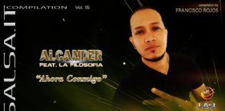 Alcander Ft La Filosofia - Ahora Conmigo (Salsa.it Compilation Vol. 15 )