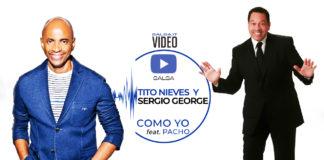 Tito Nieves Y Sergio George Ft. Pacho - Como Yo (2018 Salsa official video)