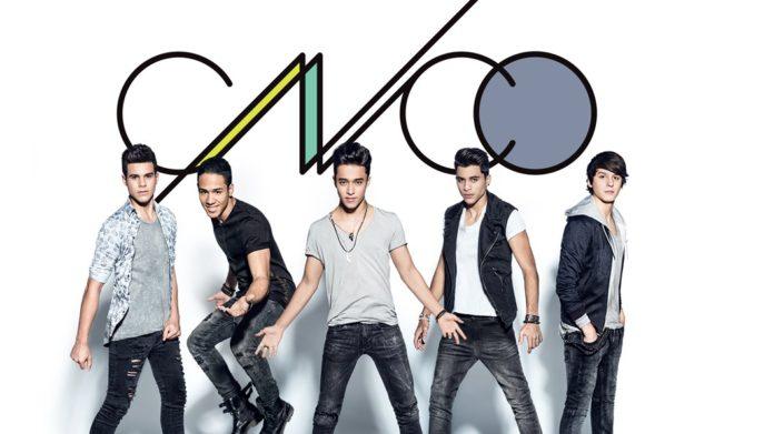 CNCO in concerto il 7 Marzo a Milano