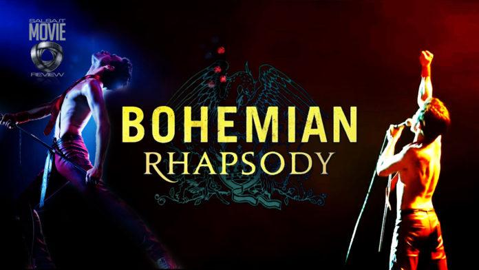 BOHEMIAN RAPSODY - The Movie (2018 review)