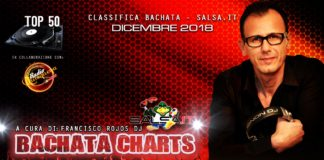 Bachata Charts - Dicembre 2018 (Classifica Top 50)