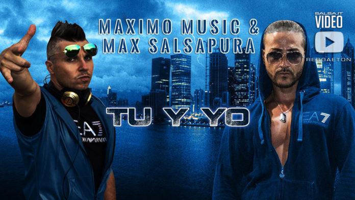 Maximo Music & Max Salsapura - Tu y Yo (2018 Reggaeton official video)