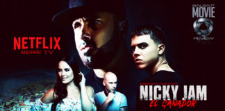 Nicky Jam - El Ganador - Serie TV biografica disponibile su Netflix