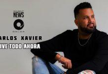Carlos Xavier - Vive Todo Ahora (2019 News Salsa)