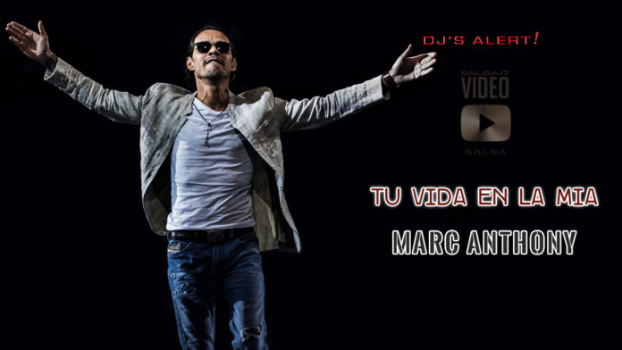 Marc Anthony - Tu Vida en La Mia (2019 Salsa official video)