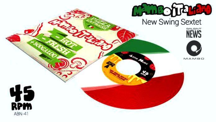 New Swing Sextet - Mambo Italiano (2019 News Mambo)