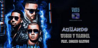 Wisin & Yandel, Romeo Santos - Aullando (2019 Reggaeton official video)