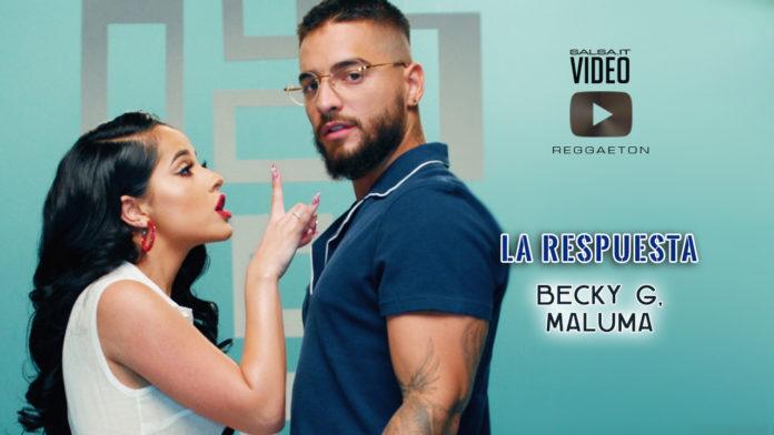 Becky G, Maluma - La Respuesta (2019 Reggaeton official video)