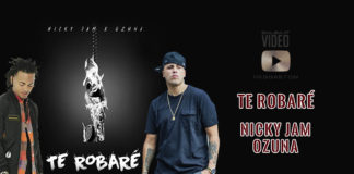 Nicky Jam, Ozuna - Te Robare (2019 reggaeton official video)