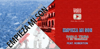 Pablo Timba y su Timbacalle ft Roberton - Empieza mi Son (2019 Salsa Cuba Official Video)