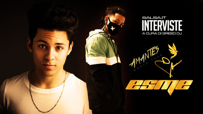 Esme - Intervista con Salsa.it - Amantes Tour 2019