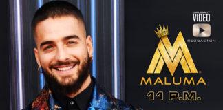 Maluma - 11 PM (2019 official video)