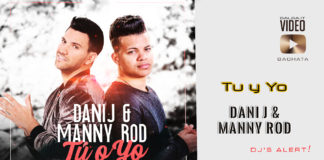 Manny Rod, Dani J - Tu y Yo (2019 Bachata lyric video)