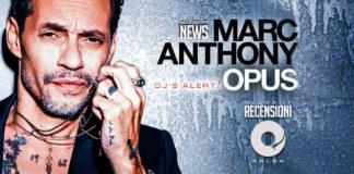 Marc Anthony - Opus (2019 Recensioni Salsa)