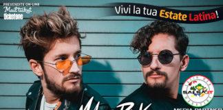 Concerto - Mau y Ricky 2019 (Milano Latin Festival)
