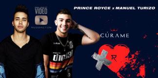 Prince Royce, Manuel Turizo - Curame (2019 Reggaeton official video)