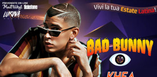 Concerto - Bad Bunny 2019 (Milano Latin Festival)