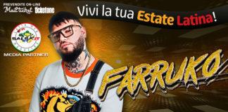 Concerto - Farruko 2019 (Milano Latin Festival)