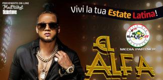 El Alfa 2019 (Milano Latin Festival)