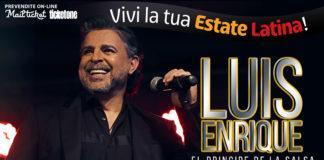Luis Enrique 2019 (Milano Latin Festival)