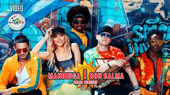 Mandinga - Con Calma (Salsa Version) (2019 Salsa official video)