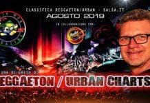 Reggaeton Urban Charts - Agosto 2019 (Top 30)