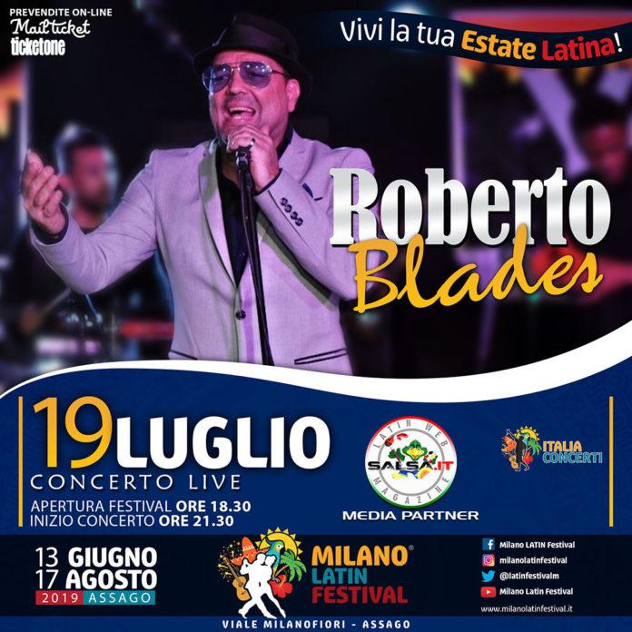 Roberto Blades 2019 (Milano Latin Festival)