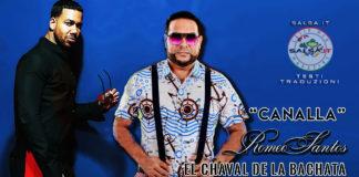 Romeo Santos, El Chaval de la Bachata - Canalla (2019 Testi e Traduzioni)