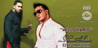 Romeo Santos, Elvis Martinez - Millonario (2019 Bachata official video)