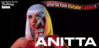 Anitta 2019 (Milano Latin Festival)