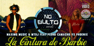 Maximo Music & MTdj feat Pedro Camacho vs Phoenix - La Cintura de Barby (2019 Latin dance official video)