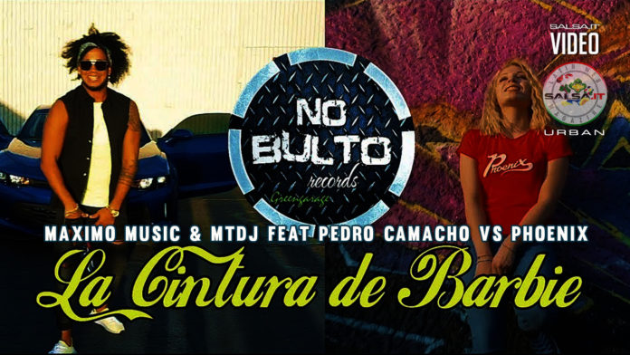 Maximo Music & MTdj feat Pedro Camacho vs Phoenix - La Cintura de Barby (2019 Latin dance official video)
