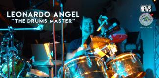 Leonardo Angel (ex Banda del Puerto) - Class di Percussioni