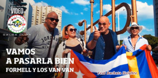 Los Van Van - Vamos A Pasarla Bien (2019 Salsa official video)