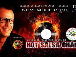Hot Salsa Charts - Novembre 2019