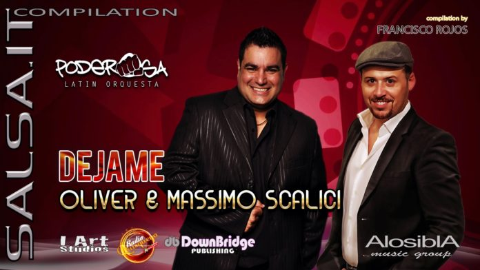 Massimo Scalici e Oliver - Dejame (2019 Salsa.it Compilation)