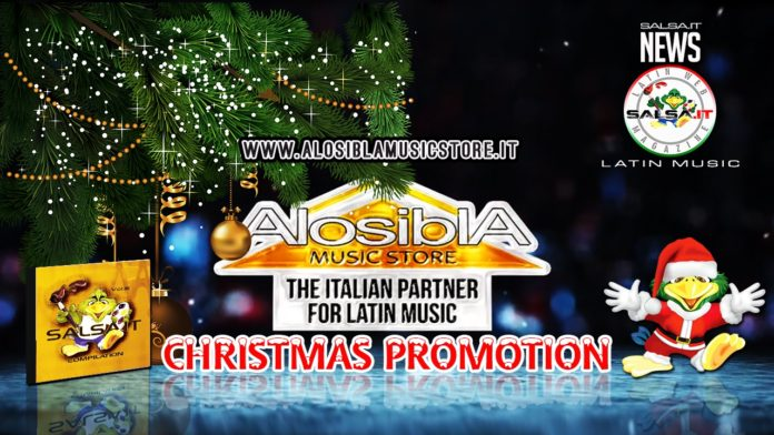 Salsa.it Compilation Vol.16 Promotion (2019 News - Promozione)