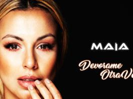 Maia - Devorame Otra Vez (2019 Salsa official video)