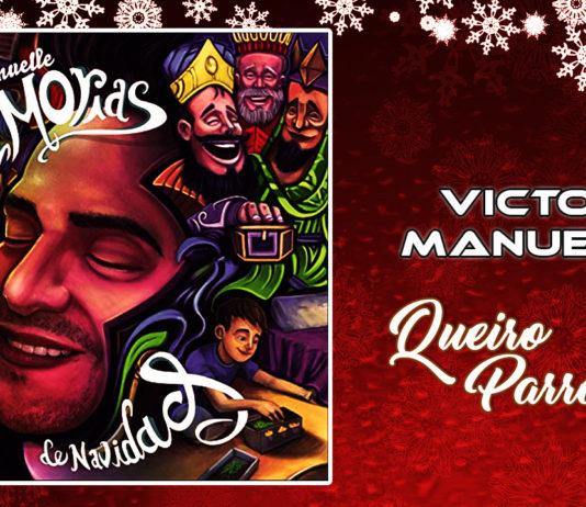 Victor Manuelle - Quieri Parranda (2019 Salsa official video)