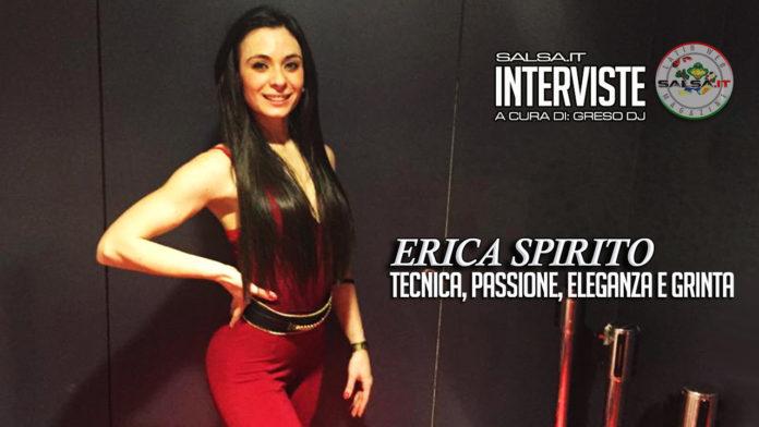 Erica Spirito - Salsa Dancer (2020 Interviste salsa.it)