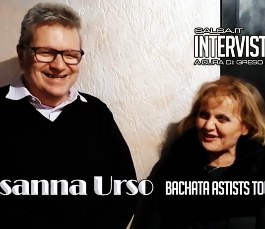 Intervista a Rosanna Urso - Tour Manager Bachata Artists