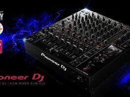 Pioneer DJ the new Mixer DJM-V10 (2020 News Dee Jay)